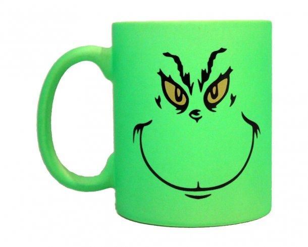 Grinch - Koffie Neon