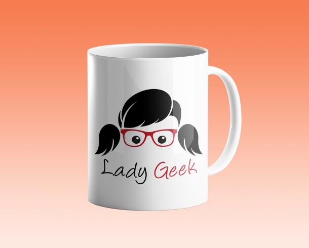 Lady geek