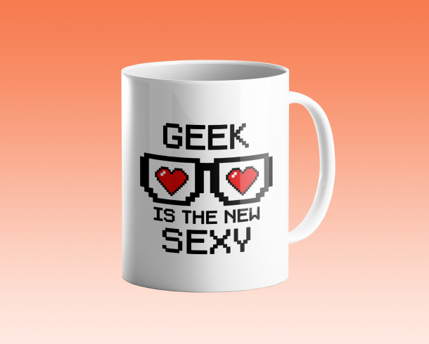 Geek is the new hearts