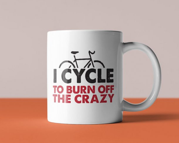I Cycle to burn