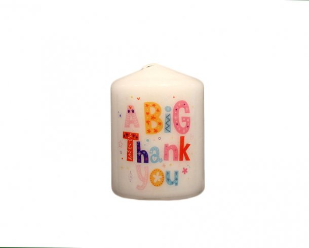 Big thank you